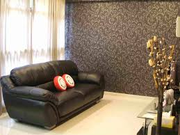 Modern Wallpaper Designs For Living Room Wallpapering For A Living Room Yolopiccom