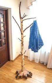 Wall Tree Coat Rack Mesmerizing Tree Branch Coat Rack Tree Branch Coat Hooks Clothing Hooks Wall