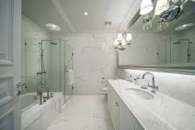 and cons for quartz stone shower walls