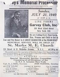 marcus garvey the negro moses  home · essays