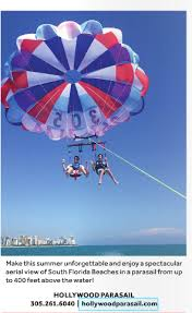 Fort Lauderdale Parasail Hollywood Parasail Las Olas Limo Executive Luxury Vehicles