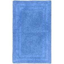 cobalt blue bathroom rugs plush master grand border azure blue bath rug rugs slate light blue