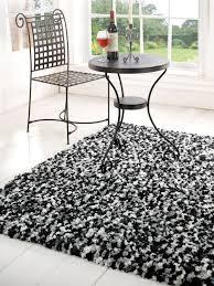 modern black and white rugs modern black and white rug