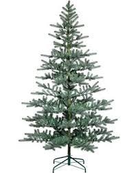 7ft unlit artificial christmas tree bluegreen balsam fir wondershop blue 7 ft unlit christmas tree n22