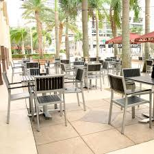 Outdoor Furniture for mercial Contract Hospitality Spaces
