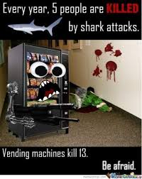 Vending Machine Deaths Per Year Stunning More Deadly Than Weed Vending Machines STUFF STONERS LIKE