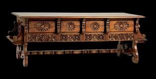 furniture in spanish. Modren Furniture Madrid Spanish Renaissance Desk Southwest Furniture Santa Fe Style  Craftsmen Inside Furniture In T