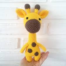 Crochet Giraffe Pattern Unique Amigurumi Crochet Giraffe Pattern Amiguroom Toys