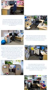 entire office decked. A Few Weeks Later, The Team At City Of Hope Sent Us Their Thoughts On Workstations And Pictures Office Decked Out For Decorating Contest. Entire