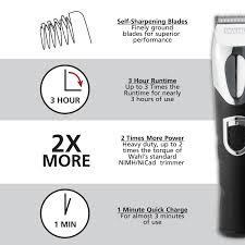 Wahl Clipper Guard Sizes Chart Hair Trimmer Guard Sizes Find Your Perfect Hair Style