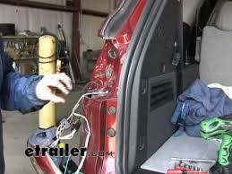 trailer wiring harness installation 2008 gmc acadia etrailer trailer wiring harness installation 2008 gmc acadia etrailer com