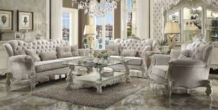 Tufted Living Room Set Acme Living Room Furniture Paigeandbryancom