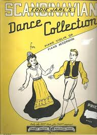 Scandinavian Dance Collection Eddie Jarl Accordion Songbook