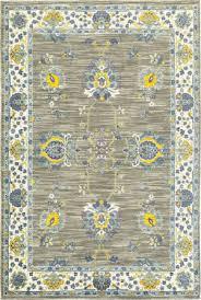 oriental weavers joli 503d grey yellow area rug