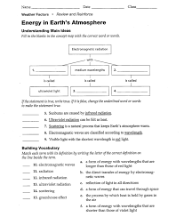 6Th Grade Earth Science Worksheets Worksheets for all | Download ...