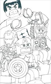 Coloring Pages Marvel Avengers Coloring Page Marvel Coloring Page