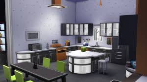 Cool Kitchen The Sims 4 Cool Kitchen Interactive Objects Overview Sims Community