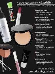 kit makeup makeup artist essentials my preferred brand these days