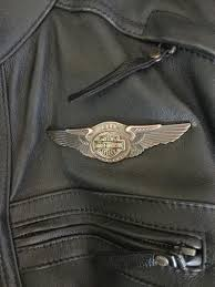 harley davidson 110th anniversary men s limited edition leather jacket size xl 1853687291