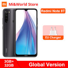 Global Version Xiaomi <b>Redmi Note 8T</b> 3GB RAM <b>32GB</b> ROM NFC ...
