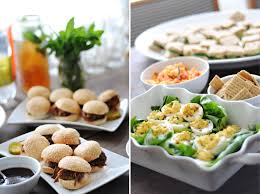 Surprising Brunch Baby Shower Menu Ideas  AmicusenergyComWhat To Serve At Baby Shower