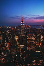 new York by night Nyc #newyork #ville ...