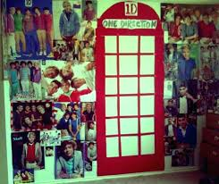 One Direction Bedroom Ideas My One Direction Room What Is You Put The  Pictures Inside The . One Direction Bedroom Ideas ...
