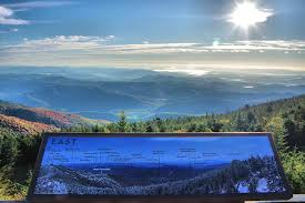 mount mitchell elevation 6 684 ft is the highest point east of the mississippi river and it s easy and free for all to enjoy located 35 miles northeast