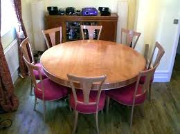 6 ft round table foot cherry folding what size tablecloth for