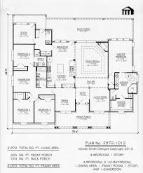 plan 6312 perry house plans 4 bedroom with game traintoball brilliant ideas house plans with no dining room without formal