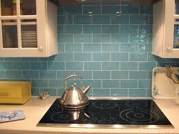blue glass tiles for backsplash how to install glass subway tile new blue glass  tile how