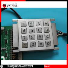 Vending Machine Interface Awesome High Quality Vending Machine Control Board Mdb And Dex Interface For