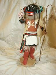 Antique carved Hopi Kachina doll by Peter Shelton Jr.   eBay