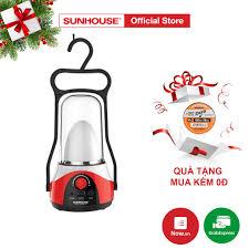 Đèn tích điện đa năng 360LED SUNHOUSE SHE-6036