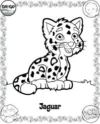 jaguar coloring pages and coloring pages jaguar jaguar coloring pages baby jaguar coloring pages free to