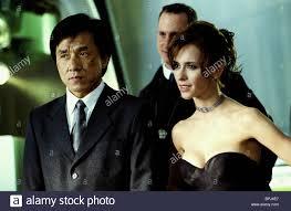 My favorite jackie chan fight scene. Jackie Chan Jennifer Love Hewitt Der Smoking 2002 Stockfotografie Alamy