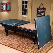 Ping Pong/ Pool table for Ryan - would love this in the game room ...