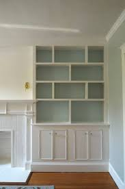 If I ever have to do this again. The different shelving - love it Pawleys