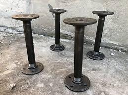 3 4 x12 long diy industrial pipe table