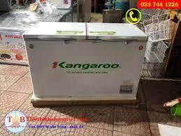 Thanh lý tủ đông kangaroo 500l - Thiết Bị Nhà Hàng Việt