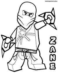 There are 35 of them and you can choose the one you like the most. Ninjago Zane Coloring Pages Lego Coloring Pages Lego Coloring Ninjago Coloring Pages