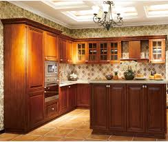 Wood Kitchen Furniture Solid Wood Kitchen Cabinet Solid Wood Kitchen Cabinet Suppliers