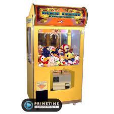 Acme Vending Machine Simple Crane Prize Machines For Sale For Rent PrimeTime Amusements