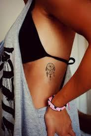 Dream Catcher Tattooes Dream Catcher Temporary Tattoo Tribal Side Boob Tattoos 82