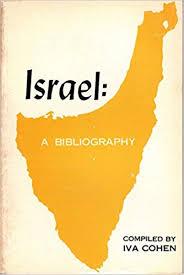 Israel; A Bibliography: Amazon.com: Books
