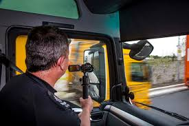 Undercover police officers pose as truckers to trap drivers who text ...