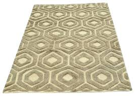 wool ivory hand knotted high and low pile area rug best rugs unpatent low pile rugs