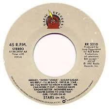 Stars on <b>45</b> (song) - Wikipedia