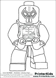 Lego Marvel Avengers Coloring Pages At Getdrawingscom Free For