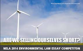 essay competition nela 2014 environmental law essay competition